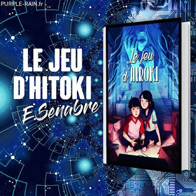Livre - Le Jeu d'Hiroki •• Eric Senabre
