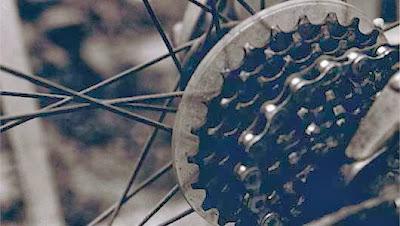 bike gears - pedal