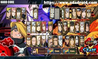 Download Naruto Senki Aliansi Ninja by Aldo Wijaya Apk
