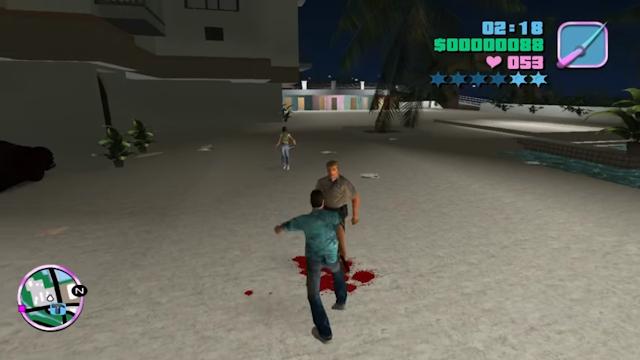 لعبة جاتا 10 GTA