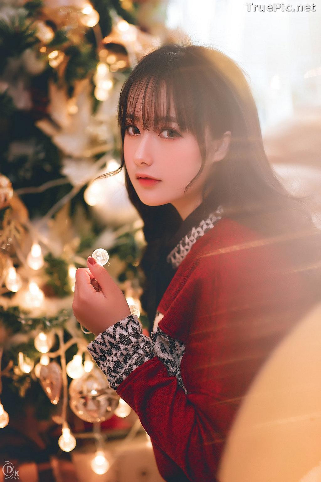 Image Vietnamese Model - Various Model - Beautiful Christmas Girls - TruePic.net - Picture-5