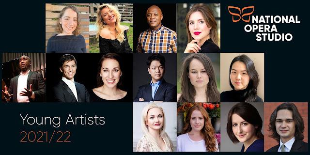 National Opera Studio Young Artists 2021/22