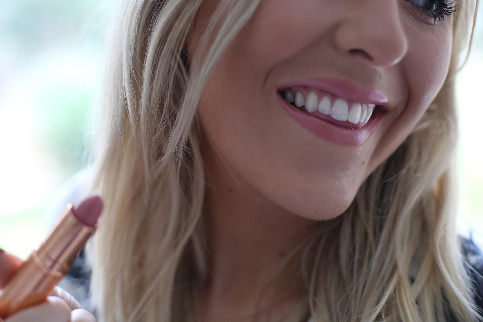 Charlotte tilbury lipstick in valentine