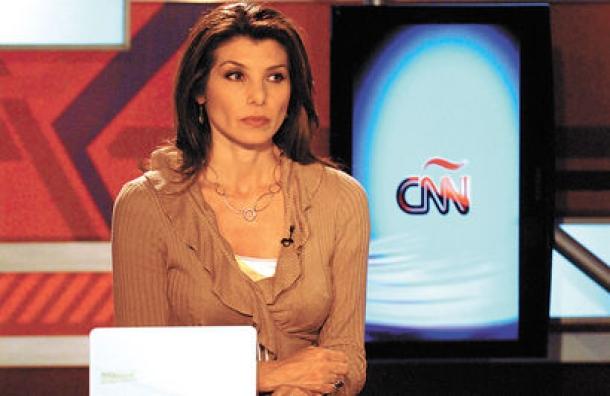 La presentadora deja su casa televisiva tras 25 años. CNN y Univisión son cadenas anti Trump