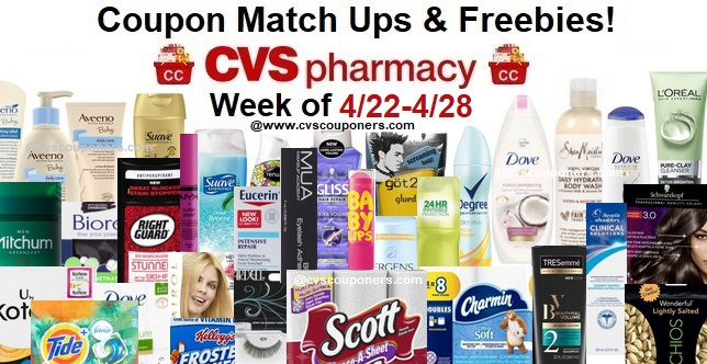 http://www.cvscouponers.com/2018/04/cvs-coupon-match-ups-freebies-422-428.html