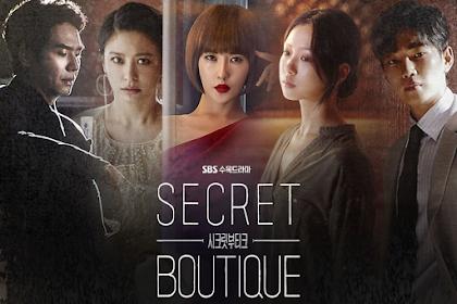 """""""Secret Boutique"""" Episode 12 (23-24) TIDAK TAYANG"""