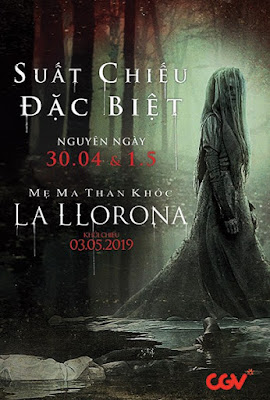 MẸ MA THAN KHÓC LA LLORONA - The Curse Of La Llorona (2019)
