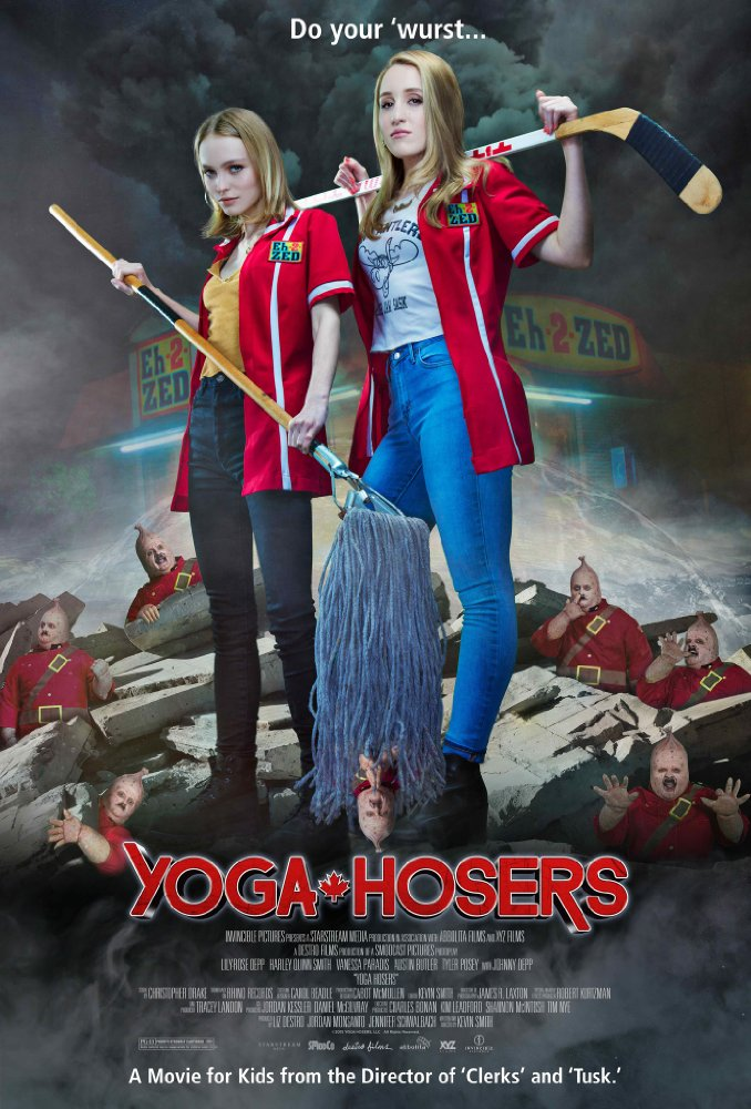 Yoga Hosers 2016 Full Movie  Free Download HD 720p BluRay thumbnail