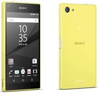 Download Firmware Sony Xperia Z5 Compact E5823 - Nougat - 7.0