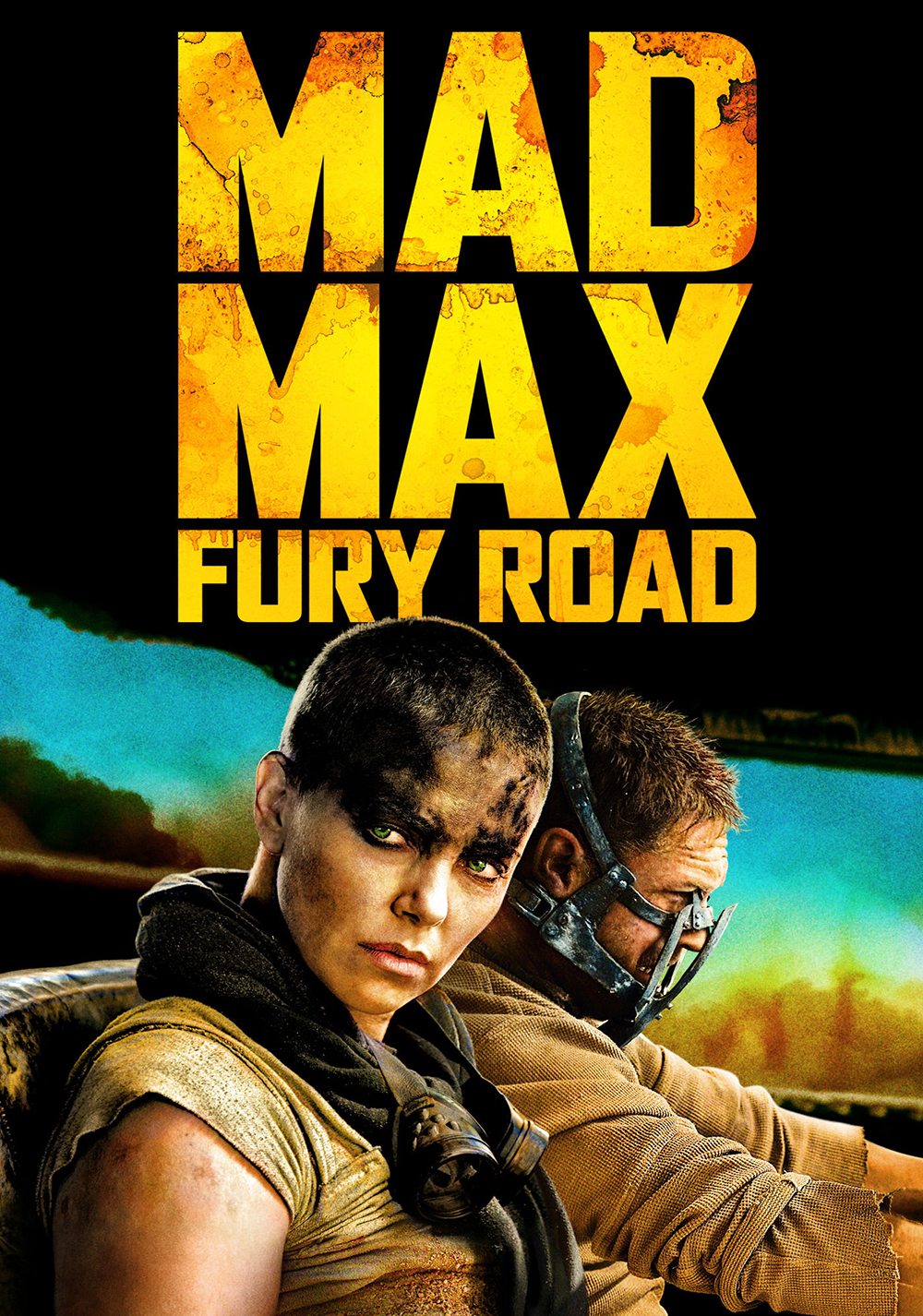 Mad Max Fury Road 2015 Dual Audio Hindi English 480p