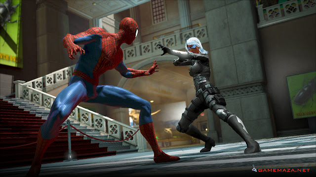 The Amazing Spiderman 2 Gameplay Screenshot 3