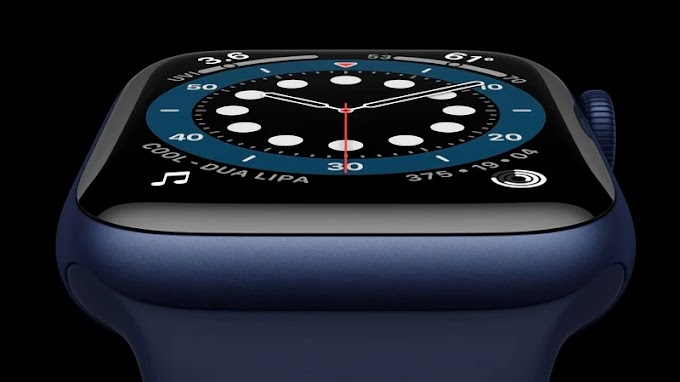 Apple anuncia Apple Watch Series 6 e Apple Watch SE