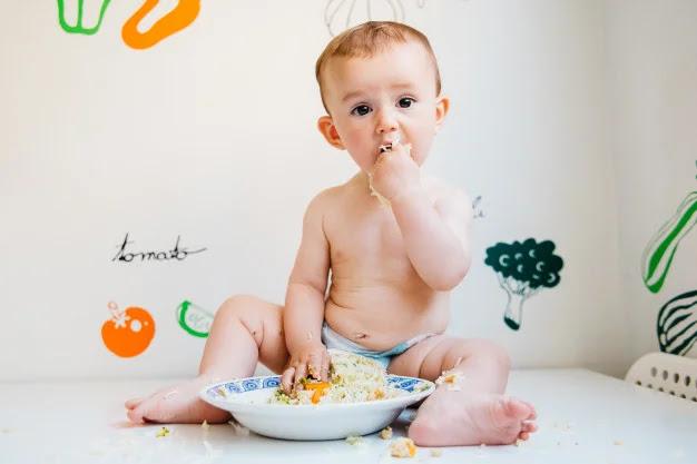 نصائح لتغذية طفلك غذاء صحي ومفيد