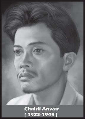 Chairil Anwar ( 1922-1949 )