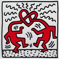Filosofia per la vita - Keith Haring - 2