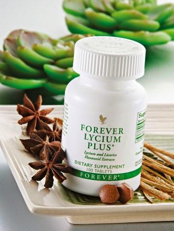 Thực phẩm chức năng FOREVER LYCYUM PLUS