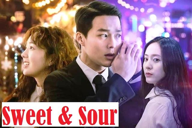 Nonton Film Sweet and Sour Subtitle Indonesia Korean Movie 2021