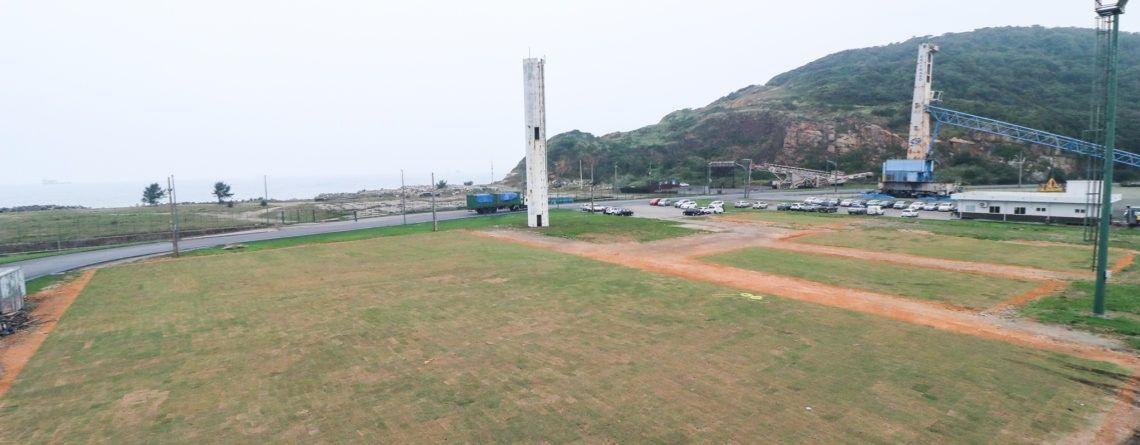 SCPAR Porto de Imbituba finaliza qualificação da área do antigo Terfrio