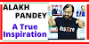 Alakh Pandey Biography   Motivational biography of Alakh Pandey