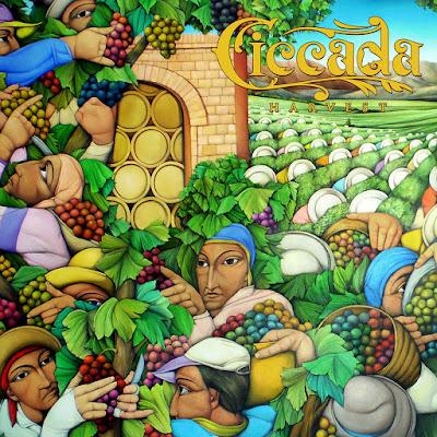 Ciccada - Harvest