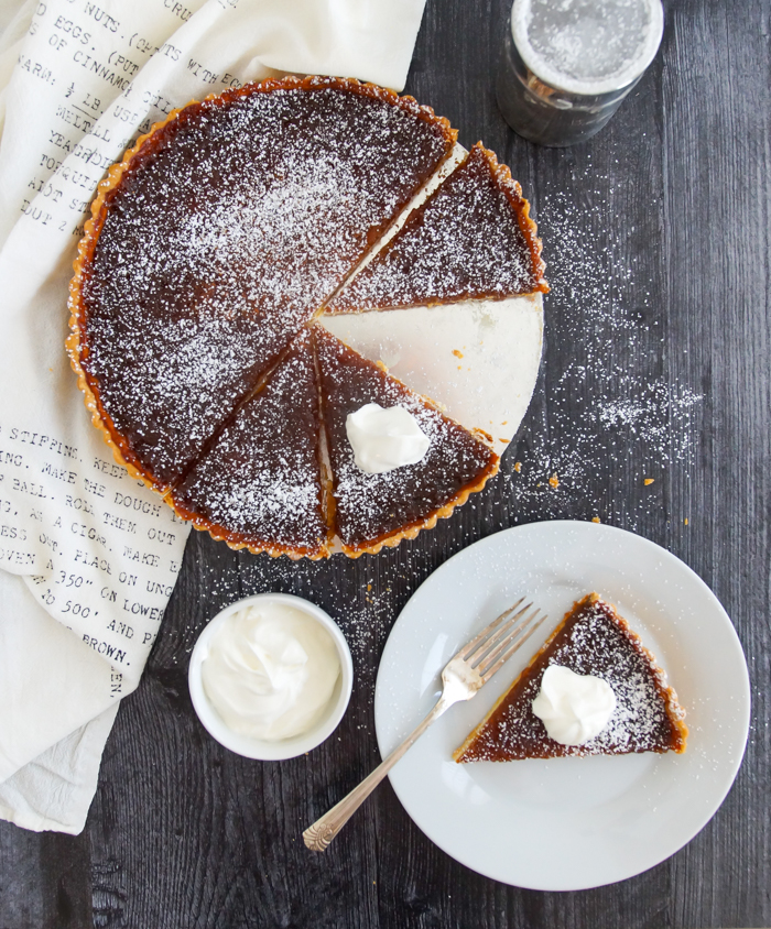 How to make Treacle Tart...Harry Potter's favorite dessert!