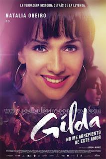 Gilda, No Me Arrepiento De Este Amor (2016) [Latino] [Hazroah]