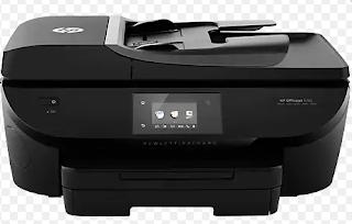 L'imprimante e-Tout-en-un HP Officejet 5742 est conçue pour les utilisateurs à domicile et au bureau qui souhaitent imprimer en déplacement.