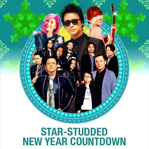 Star-studded New Year Countdown at Resorts World Manila The Plaza