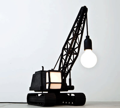 35 Creative and Unusual Lamp/Light Designs (35) 9