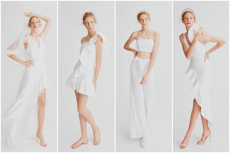 Vakko White Line ile  Her Özel Davet İçin Beyaz Elbiseler