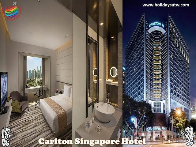 Recommended hotels in Singapore