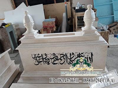 Desain Makam Custom