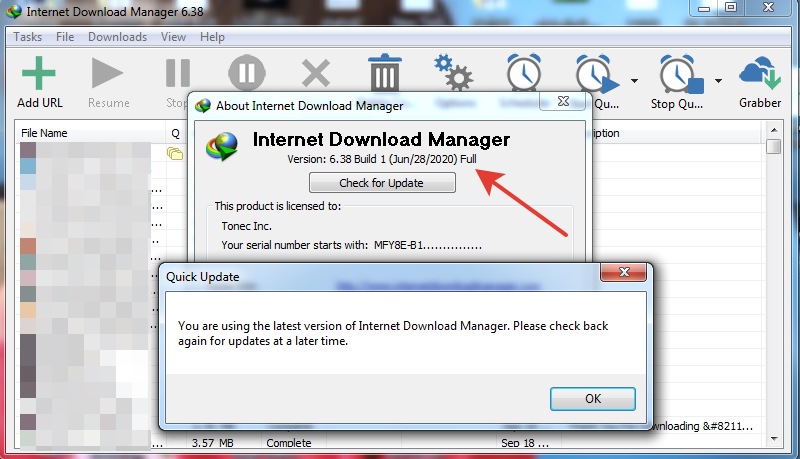 Internet Download Manager 6.38.1_5 July2020 Preactivated