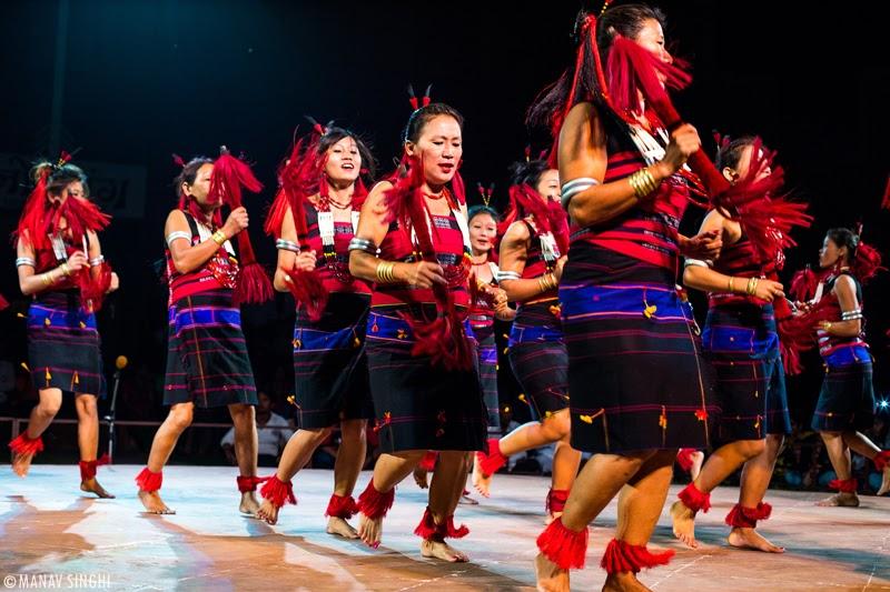 Krishi Dance Nagaland
