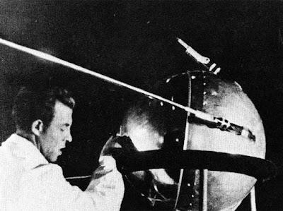 satellite 1957