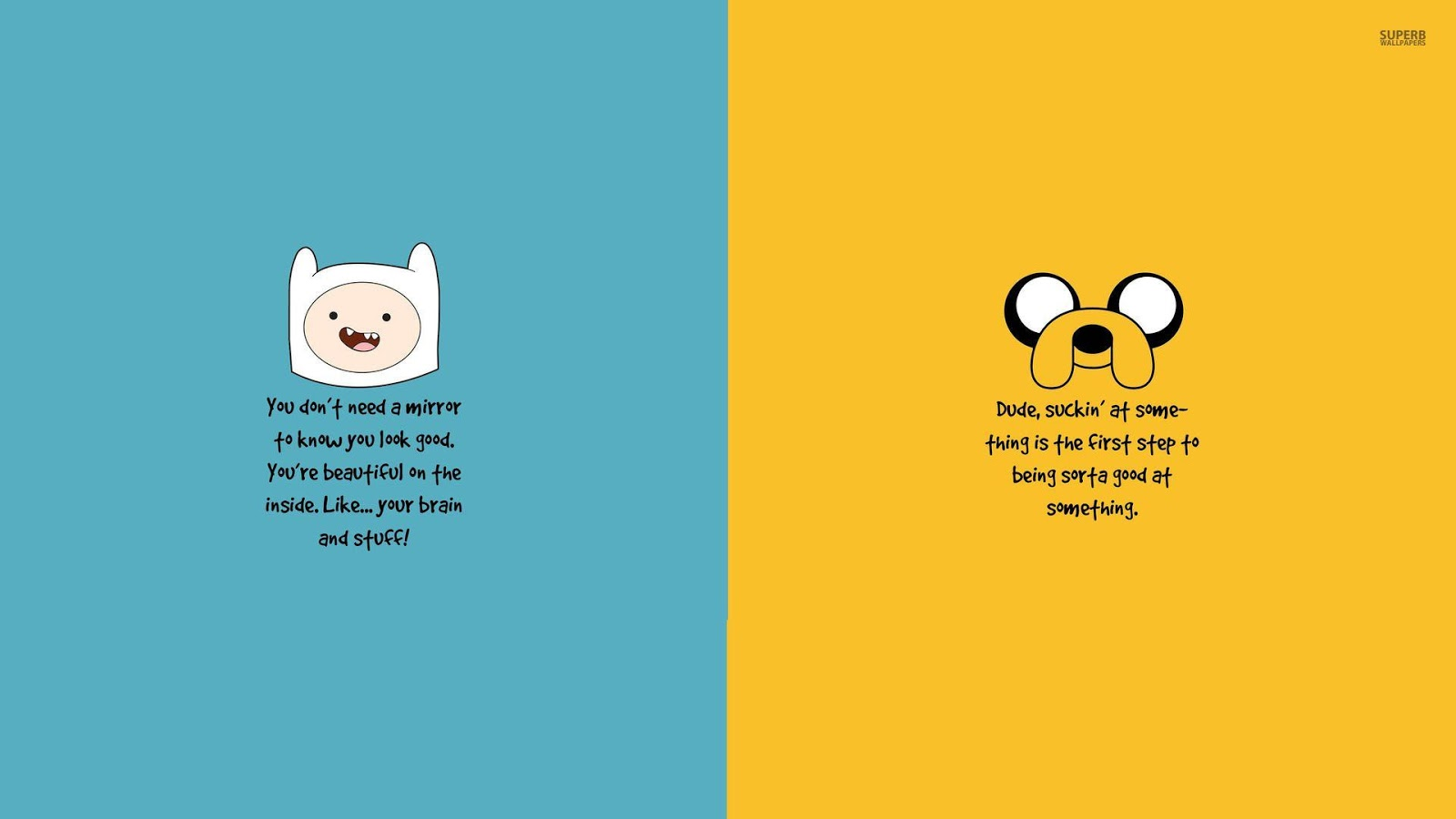 Adventure Time motivation wallpapers HD