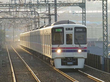 京王電鉄 区間急行 新宿行き6 9030系