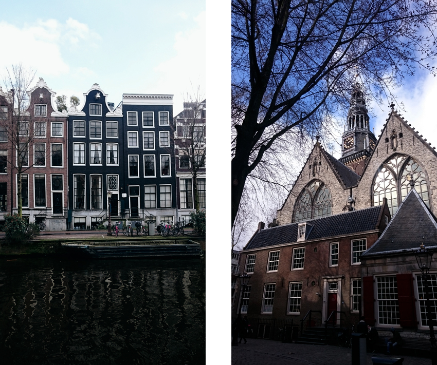 Amsterdam Impressionen und Tipps