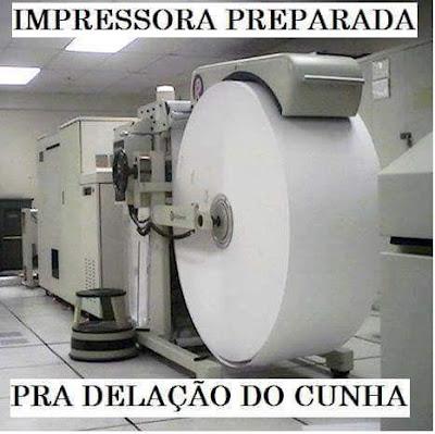Andrade Gutierrez pede desculpa ao Brasil; Cunha ameaça por a boca no trombone
