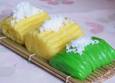 Kuliner Kue Jajanan Pasar Tradisonal indonesia