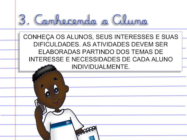 DICAS DE REFORÇO ESCOLAR