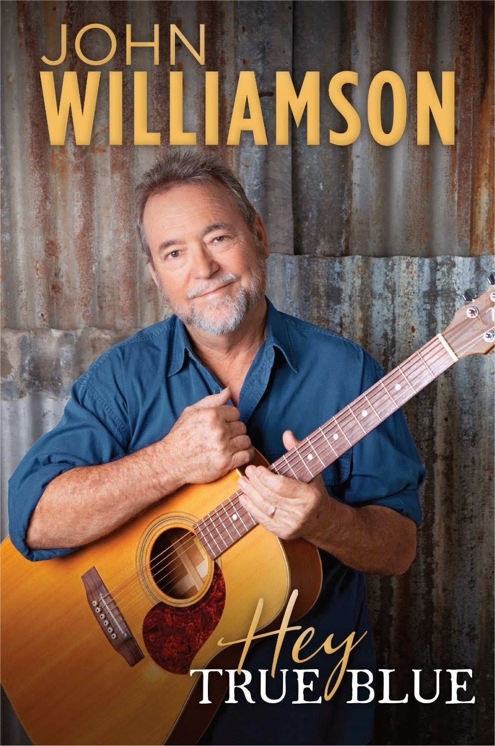 Rock On Vinyl: W.O.C.K On Vinyl - John Williamson: True ...