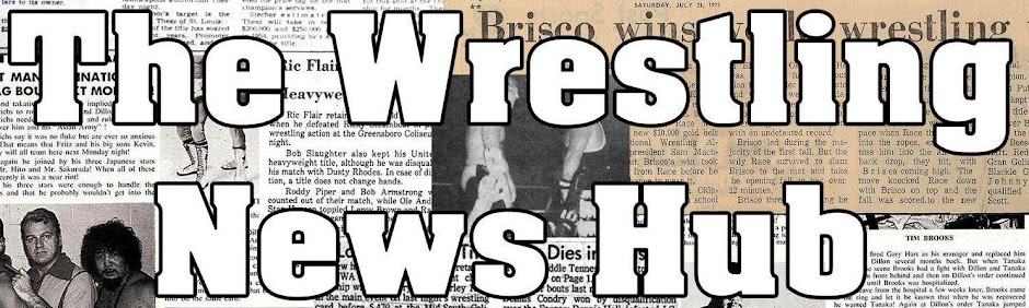 The Wrestling News Hub Magazine