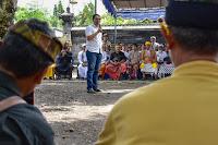 Gubernur Hadiri Ngaben di Setra Sengkongo Gunung Pengsong