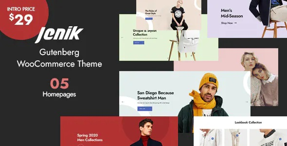 Best Gutenberg WooCommerce Theme