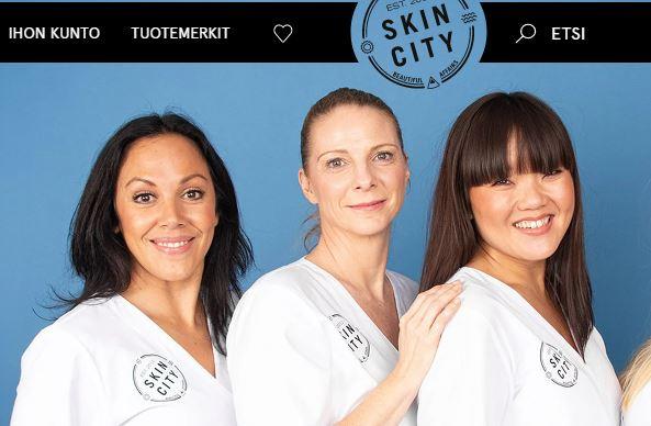 skincity kokemuksia kosmetiikkaa netistä