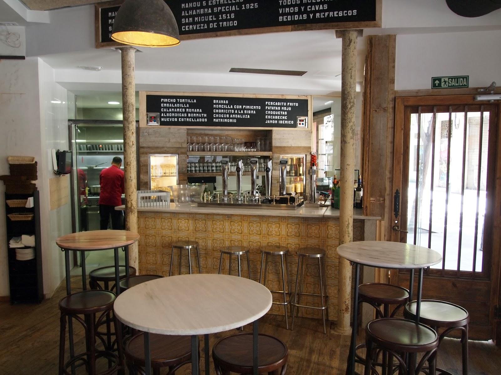 Bormuth bormuth bar restaurant for Bar para cocina