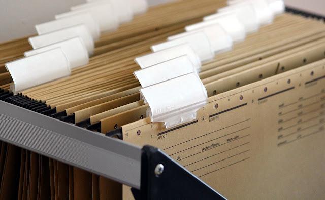 Constituyentes y funciones de un archivo
