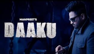 Daaku Lyrics - Manpreet