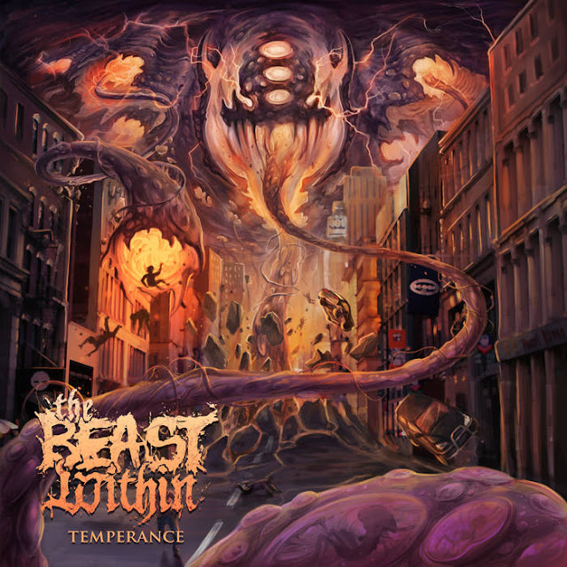 The Beast Within - Temperance (2019)